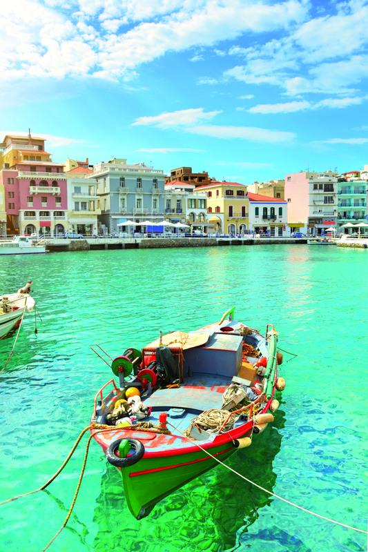 Erlebnisreise Insel Kreta - Rethymno Mare Royal