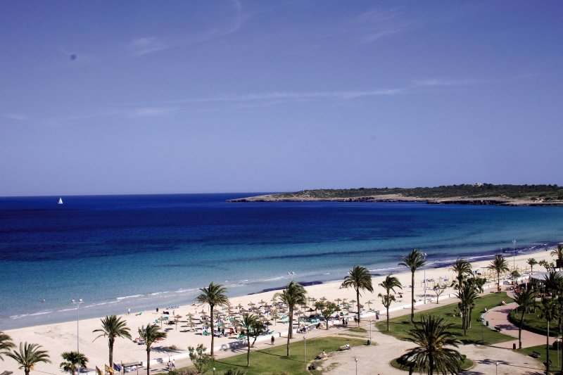 z.B. 7 Tage HP & Flug Mallorca