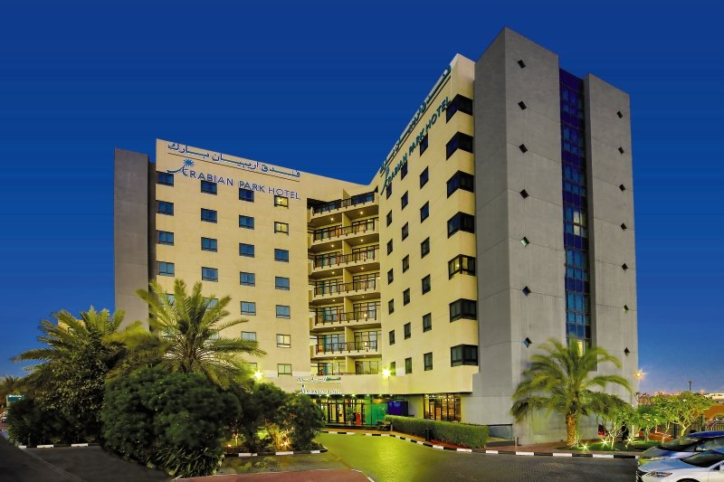7 Tage in Dubai Arabian Park Hotel