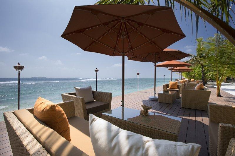 7 Tage in Kaafu (Süd Male) Atoll Anantara Veli Resort & Spa