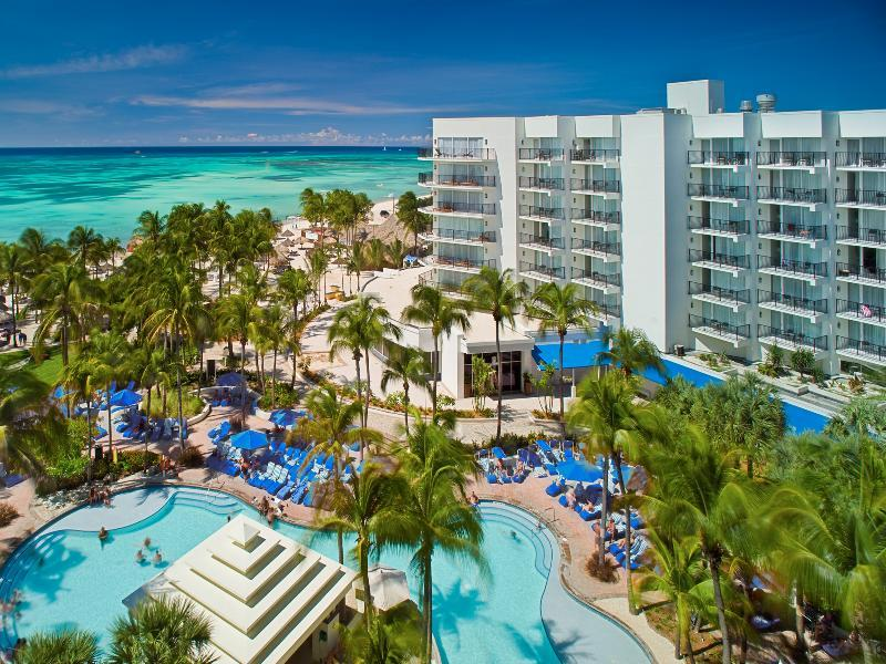 7 Tage in Palm Beach (Insel Aruba) Aruba Marriott Resort & Stellaris Casino