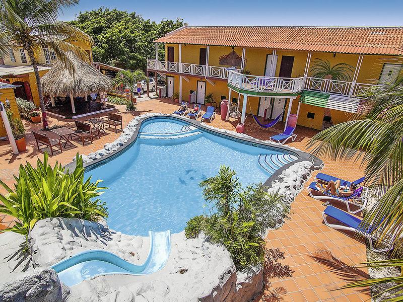 7 Tage in Westpunt (Insel Curacao) Rancho El Sobrino