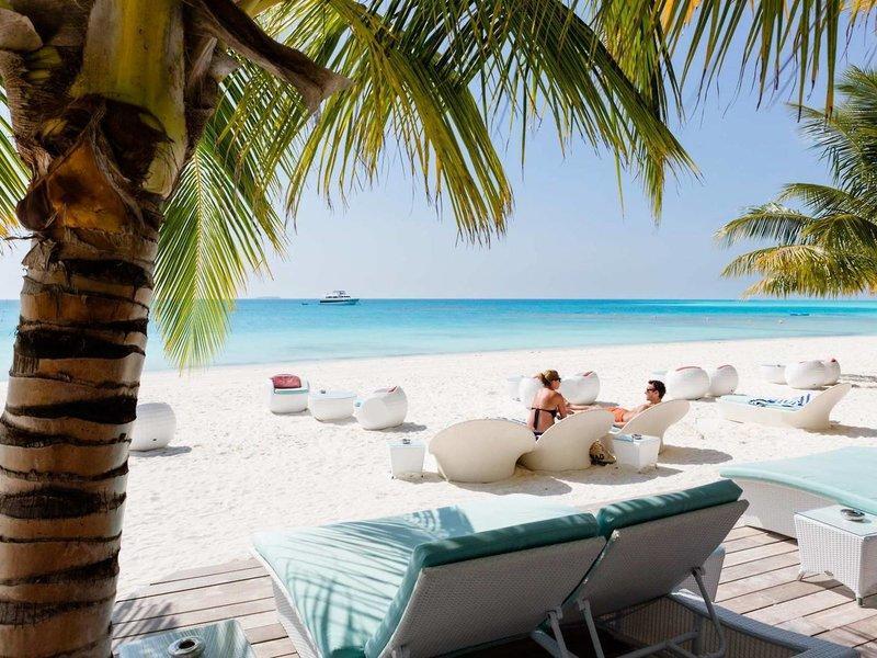 Meeru Island Resort & Spa in Kaafu (Nord Male) Atoll ab 1661 €