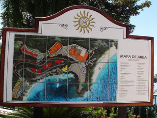 Hotel Grand Bahia Principe Cayacoa Landkarte