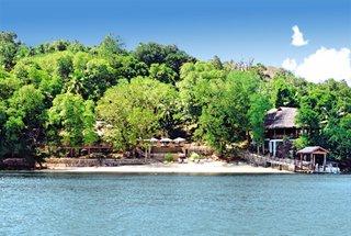 Hotel Cerf Island Resort Meer/Hafen/Schiff