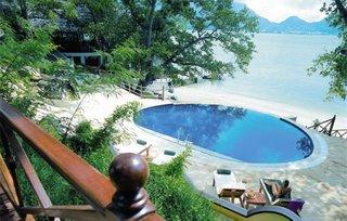 Hotel Cerf Island Resort Pool