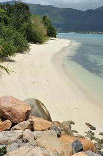 Hotel Cerf Island Resort Strand