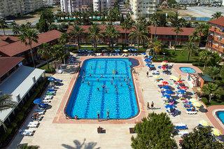Hotel Club Turtas Beach Hotel Pool