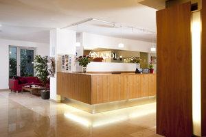 Hotel Austria Trend Anatol Lounge/Empfang