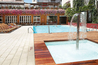 Hotel ALEGRIA Plaza Paris Pool