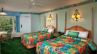 Hotel Disney´s Caribbean Beach Resort Wohnbeispiel
