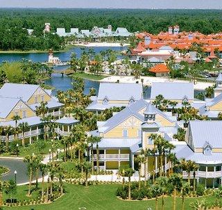 Hotel Disney´s Caribbean Beach Resort Außenaufnahme
