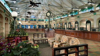Hotel Disney´s Caribbean Beach Resort Lounge/Empfang