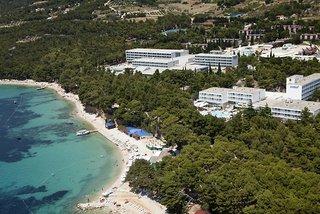 Hotel Bluesun Borak Luftaufnahme