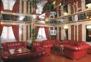 Hotel Hotel Portamaggiore Lounge/Empfang