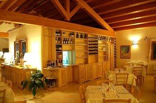 Hotel The Originals Aldiola Country Resort Restaurant