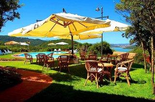 Hotel The Originals Aldiola Country Resort Garten