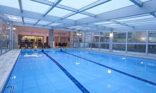 Hotel Riviera Hotel & Spa Hallenbad