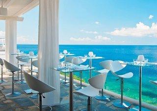 Hotel Petasos Beach Resort & Spa Terasse
