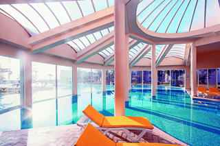 Hotel lti Mahdia Beach & Aquapark Hallenbad
