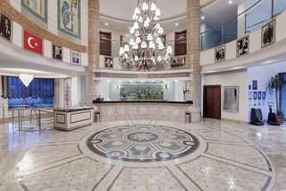 Hotel Alba Royal - Erwachsenenhotel Lounge/Empfang