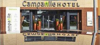 Hotel Campanile Glasgow SECC Hydro Außenaufnahme