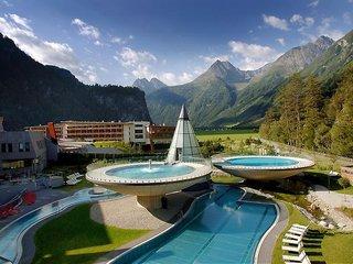 Hotel Aqua Dome - Tirol Therme Längenfeld Außenaufnahme