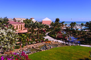 Hotel Mövenpick Resort & Spa El Gouna Garten