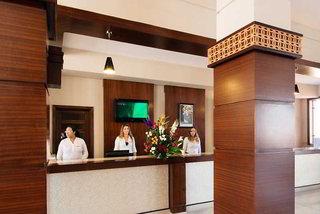 Hotel Aqua Fun Club demnächst SENTIDO Marrakech Lounge/Empfang