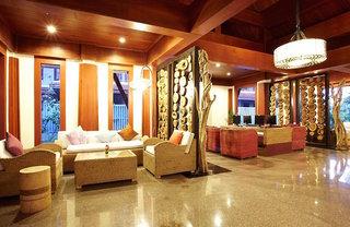 Hotel Samui Buri Beach Resort & Spa Lounge/Empfang