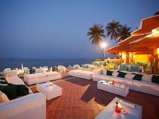 Hotel Samui Buri Beach Resort & Spa Terasse