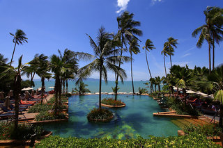 Hotel Anantara Bophut Resort & Spa Koh Samui Pool