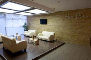 Hotel City Inn Budapest Lounge/Empfang