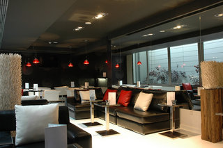 Hotel Porto Trindade Hotel Lounge/Empfang