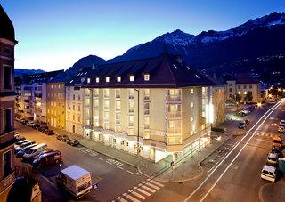 Hotel Alpinpark Außenaufnahme