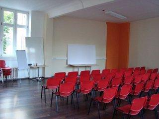 Hotel All in Hostel Konferenzraum