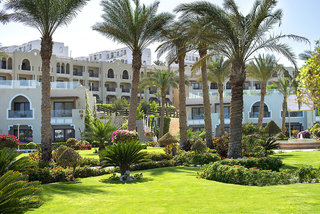 Hotel SUNRISE Grand Select Arabian Beach Resort Garten