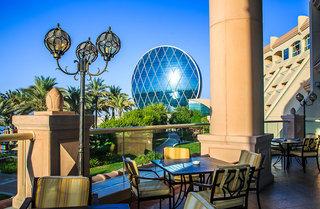 Hotel Al Raha Beach Hotel Terasse
