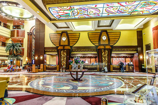 Hotel Al Raha Beach Hotel Lounge/Empfang