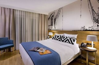 Hotel Citadines Michel Hamburg Wohnbeispiel