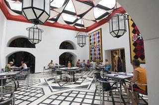 Hotel Caribbean Village Agador Terasse