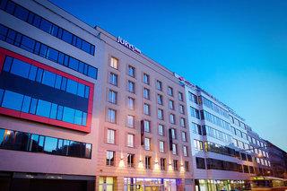 Hotel Botanique Hotel Prag Außenaufnahme