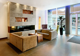 Hotel Botanique Hotel Prag Lounge/Empfang