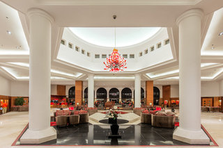 Hotel The Cleopatra Luxury Resort Lounge/Empfang