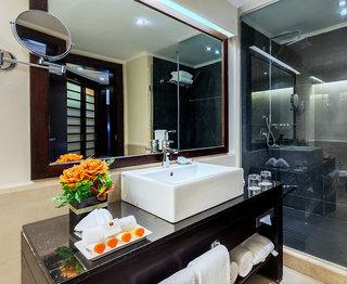 Hotel The Cleopatra Luxury Resort Badezimmer
