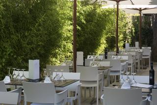 Hotel Prinsotel La Pineda Terasse