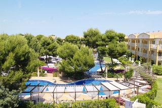 Hotel ZAFIRO Mallorca Außenaufnahme