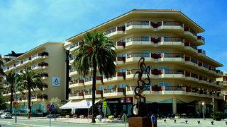 Hotel Aqua Promenade Außenaufnahme