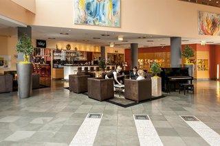 Hotel Dorint Dresden Lounge/Empfang