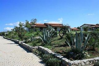 Hotel Ninea Agriturismo Garten